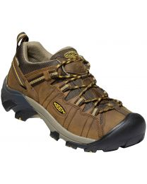 Keen Targhee II Shoes Wide  - Cascade Brown/Golden Yellow - Mens