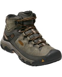 Keen Targhee III Waterproof Mid Boot Wide - Black Olive - Mens