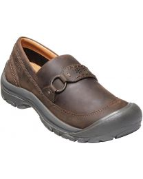 Keen Kaci II Slip-On Shoes - Dark Earth/Canteen - Womens