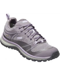 Keen Terradora Waterproof Shoe - Shark/Lavender Grey - Womens