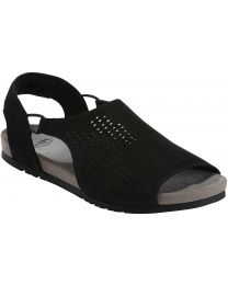 Earth Linden Laveen Sandal - Black - Womens