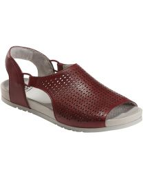 Earth Linden Laveen Sandal - Regal Red - Womens
