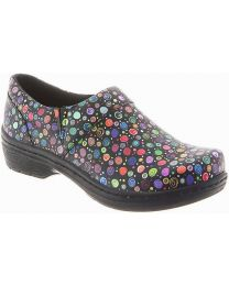Klogs Mission Clogs - Cosmic Dots - Womens