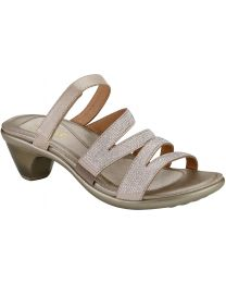Naot Formal Sandal - Gold/Silver - Womens