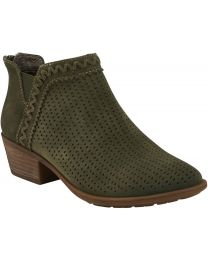 Earth Peak Perry Boot - Classic Olive - Womens