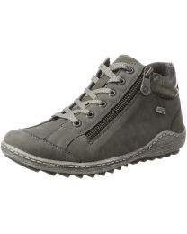 Remonte R1483-45 Boot - Grey - Womens