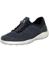 Remonte R3500-14 Shoes - Navy - Womens