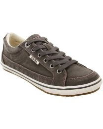 Taos Moc Star Shoes Wide - Graphite - Womens