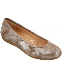 Taos Rascal Shoe - Taupe Metallic - Womens