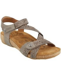Taos Trulia Sandal - Light Grey - Womens